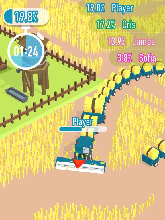 Harvest.io screenshot 7