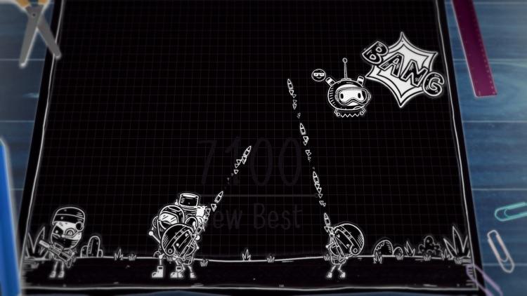 Pa Pa Land: Head Escape screenshot-5
