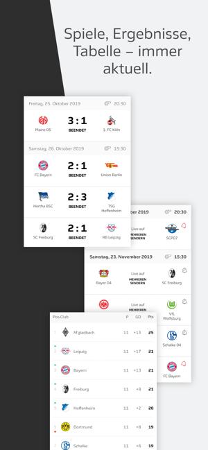 Ergebnisse 1 Liga Heute