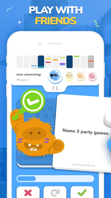 eSeconds - Party Game