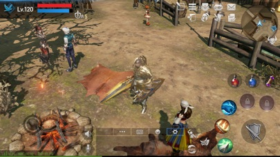 Screenshot from Lineage 2: Revolution