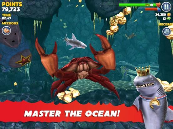 Hungry Shark Evolution-ipad-7