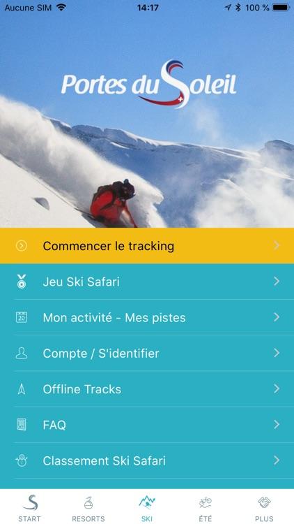 Portes du Soleil Winter screenshot-5