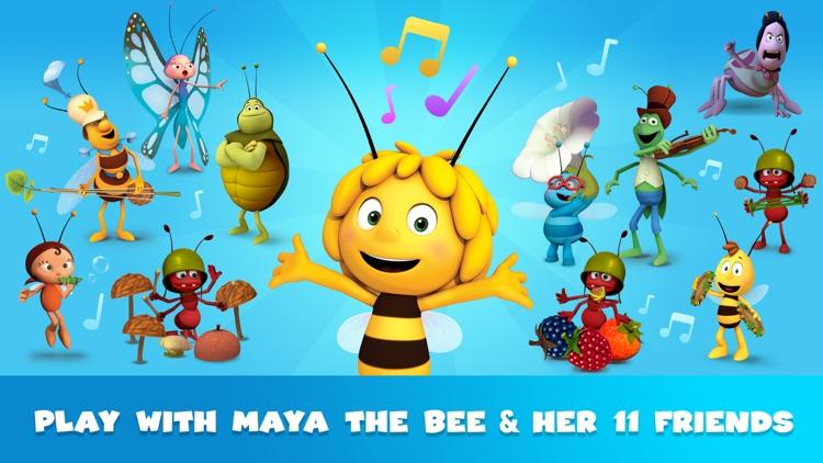 Maya The Bee: Music Academy screenshot-4