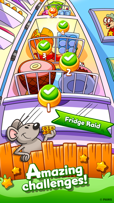 Garfield Snack Time screenshot two