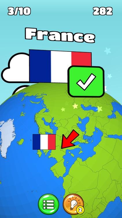 Geography Quiz! screenshot-4