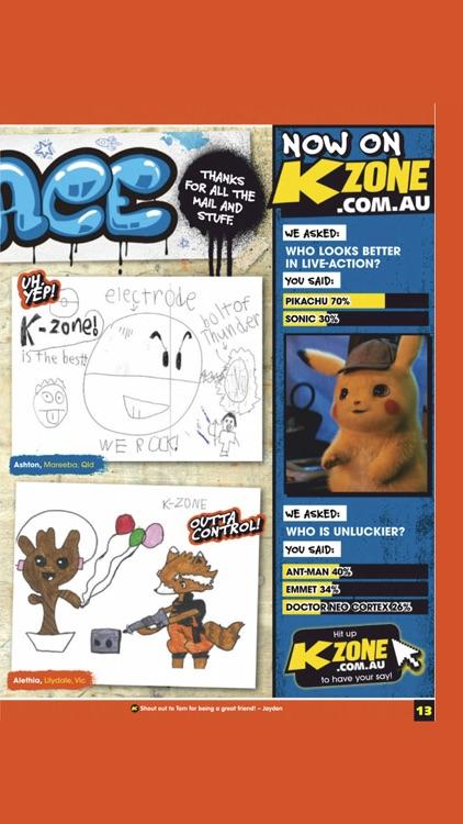 K-Zone Magazine screenshot-3