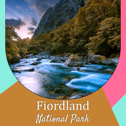 Fiordland National Park icon