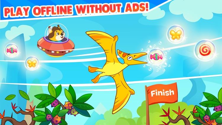 Dinosaur games for kids age 5 screenshot-4