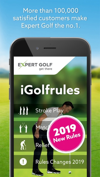 Expert Golf – iGolfrules 2019 Screenshots