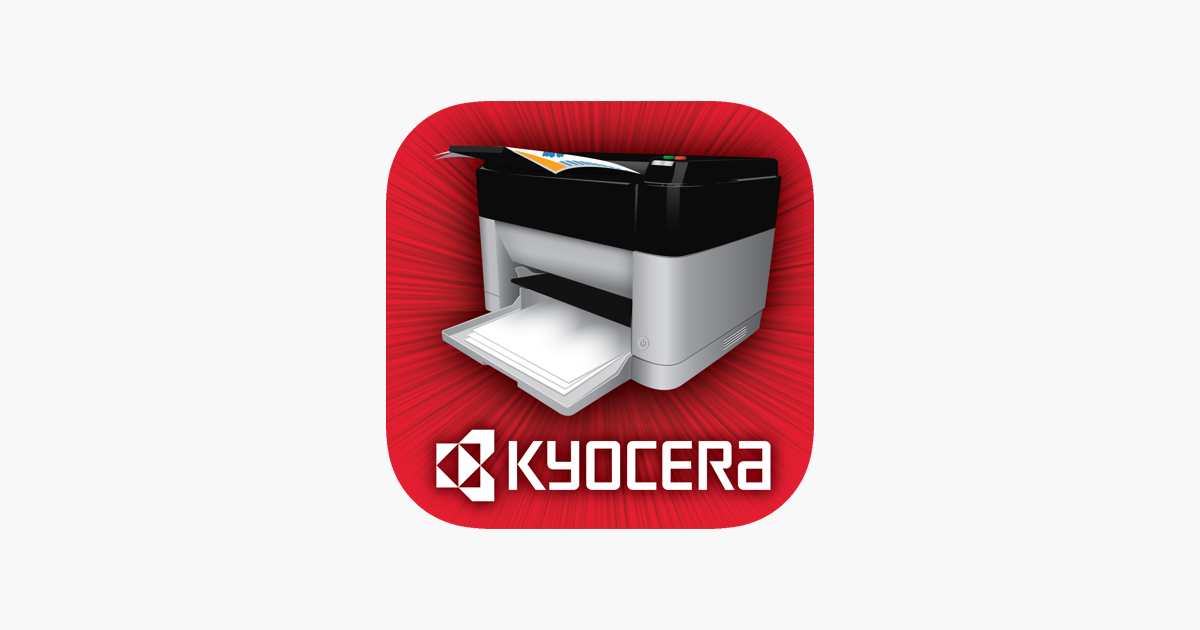 KYOCERA Mobile Print on the App Store