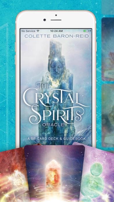 Crystal Spirits Oracle screenshot 1