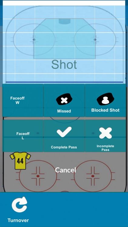 Icetrack Hockey Stats screenshot-5