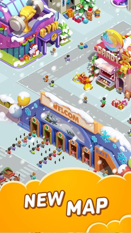Idle Shopping Mall screenshot-4