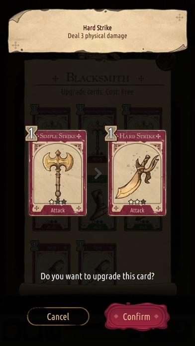 Spellsword Cards: Origins Screenshot