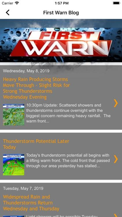 First Warn Weather screenshot-3