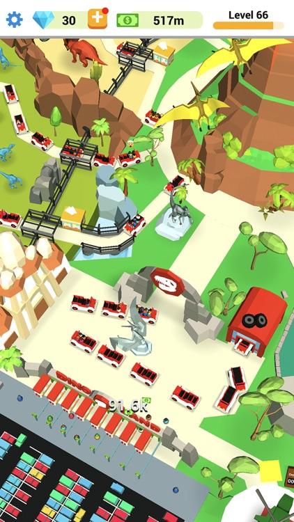 Idle Dino Park screenshot-4