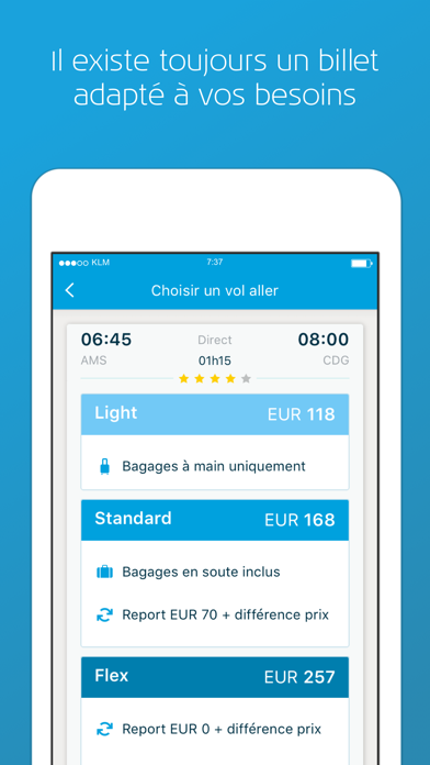 Screenshot #2 pour KLM