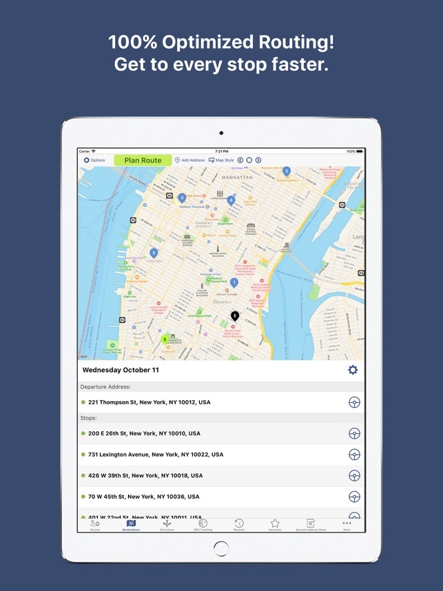 Route4Me Route Planner on the App Store