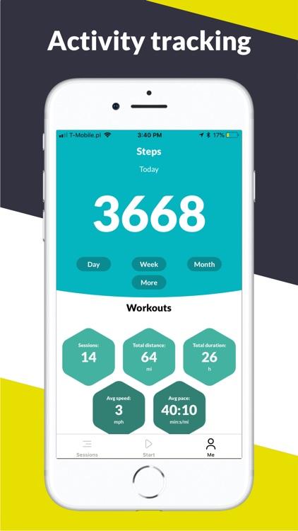 BTB Sports Tracker - Longboard screenshot-4