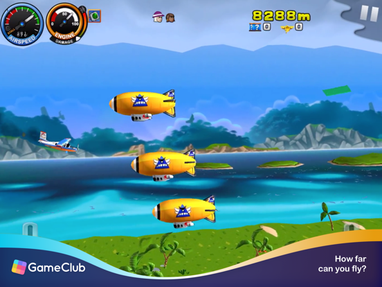 Any Landing - GameClub screenshot 7