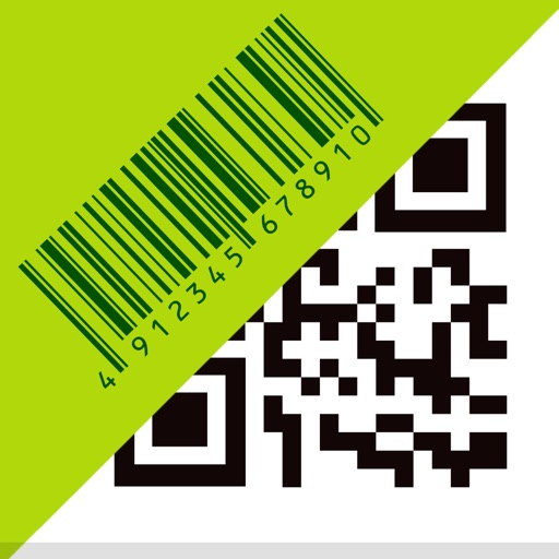 アイコニットはQRコード・バーコードリーダーの読み取りアプリ
