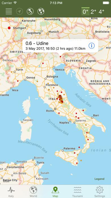 Terremoto Screenshot