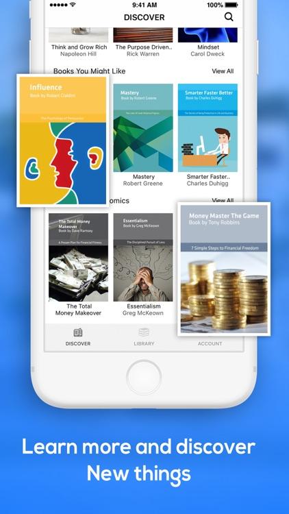 Snapreads: Read More Books screenshot-4