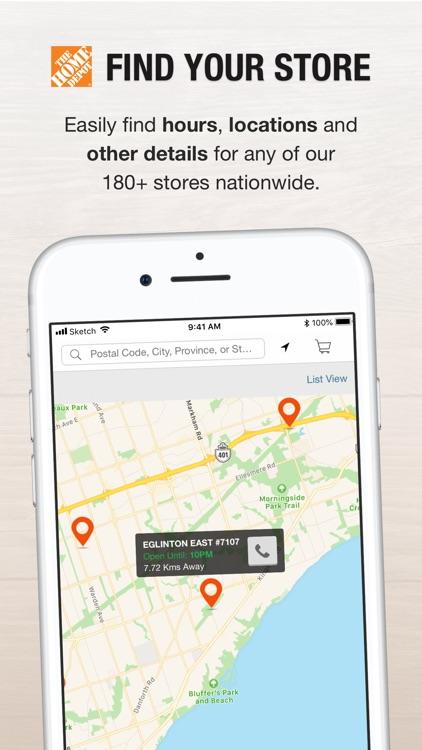 The Home Depot Canada screenshot-4