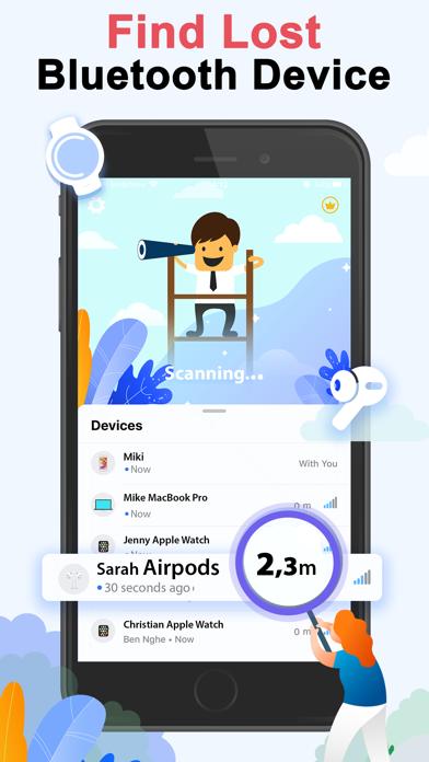 Air Finder: Find My Bluetooth screenshot 1