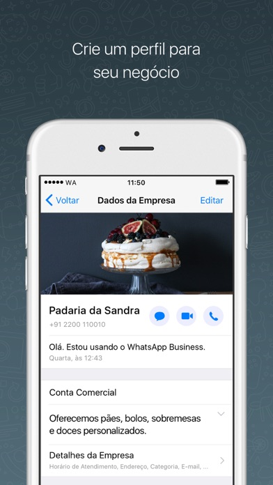 Baixar WhatsApp Business para Android