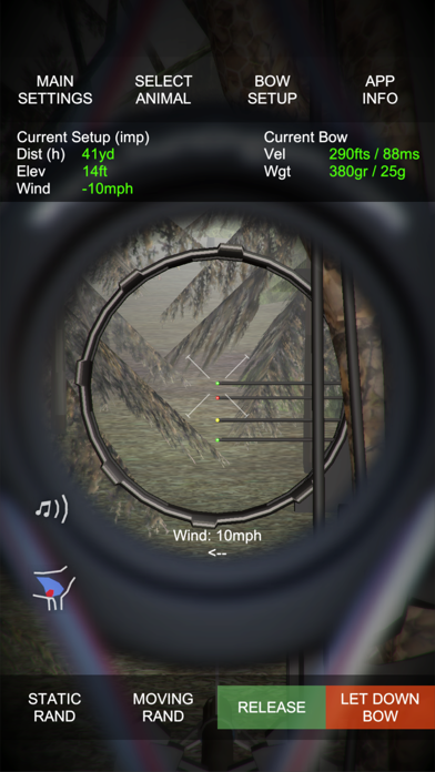 Bow Hunt Simulator Screenshot