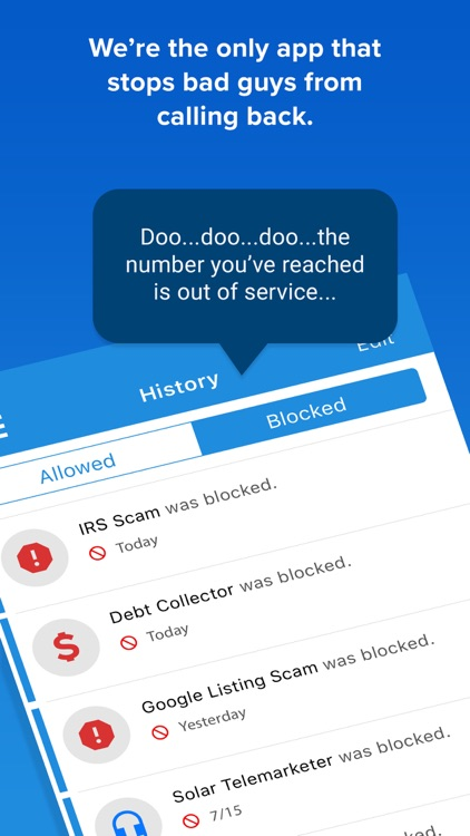 YouMail Voicemail & Spam Block