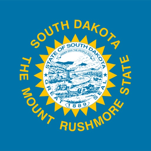 South Dakota - USA stickers