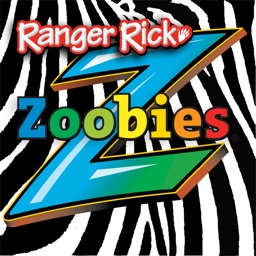 Ranger Rick Zoobies