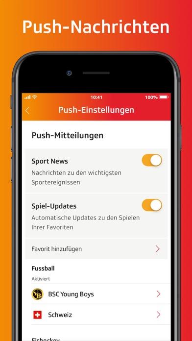 messages.download SRF Sport - Live Sport software