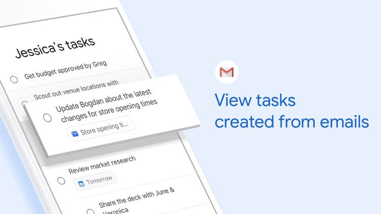 Google Tasks: Get Things Done screenshot-2