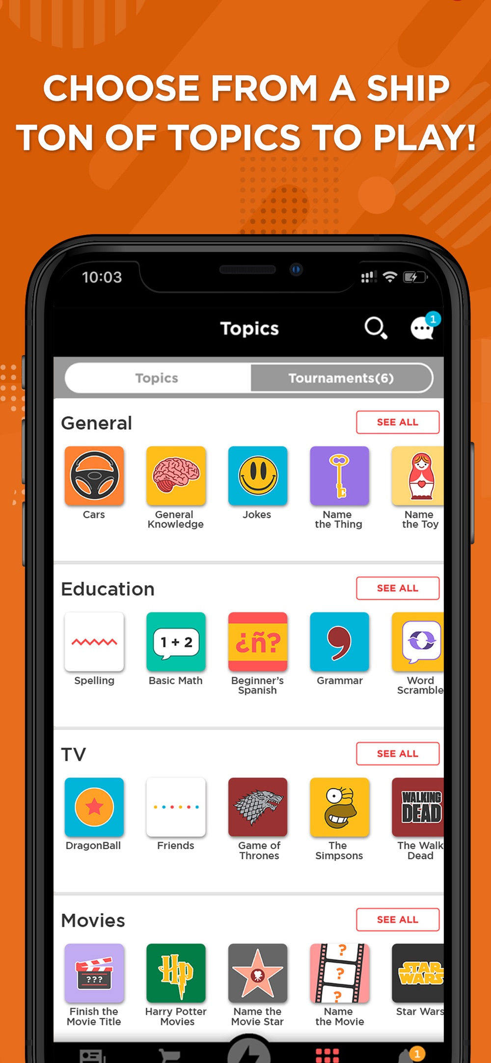 QuizUp® Cheat Codes