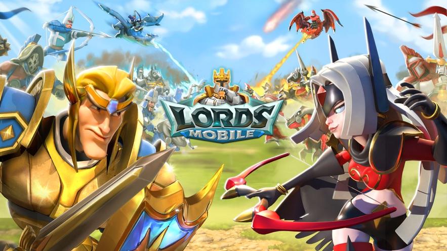 Lords Mobile: War Kingdom】版本记录- iOS App版本更新记录|版本号|更新