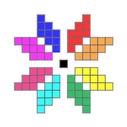 Pixel Color - Paint by Number