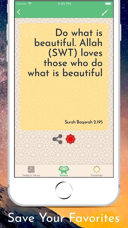 Quran Quotes screenshot-3