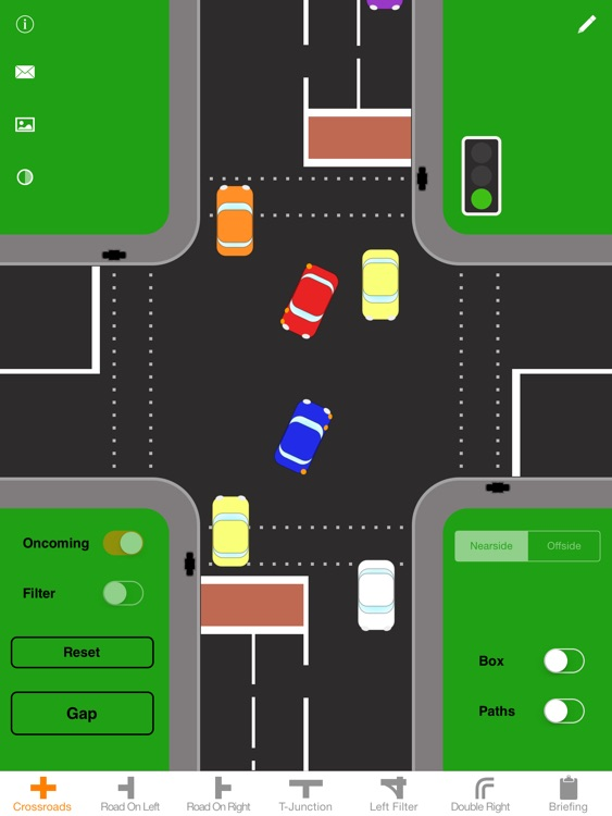 Learn To Drive: Traffic Lights