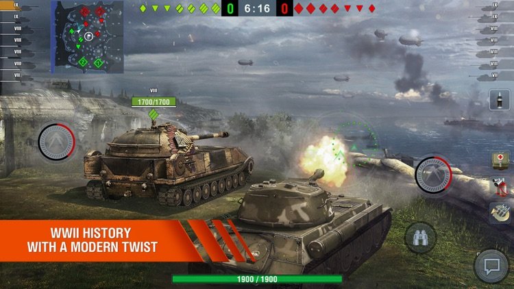 World of Tanks Blitz MMO screenshot-0