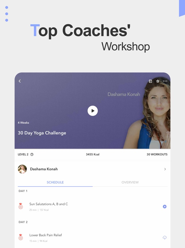 8535b9f8a  Daily Yoga - Workout & Fitness on the App Store