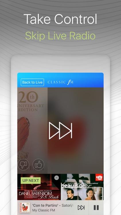 Classic FM screenshot-5
