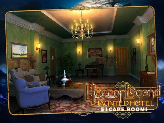 Horror legend - escape Hotelのおすすめ画像5