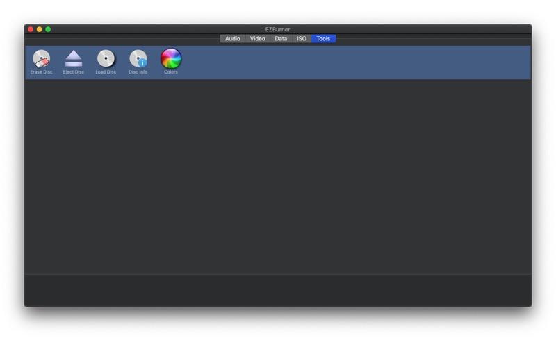 EZBurner for Mac