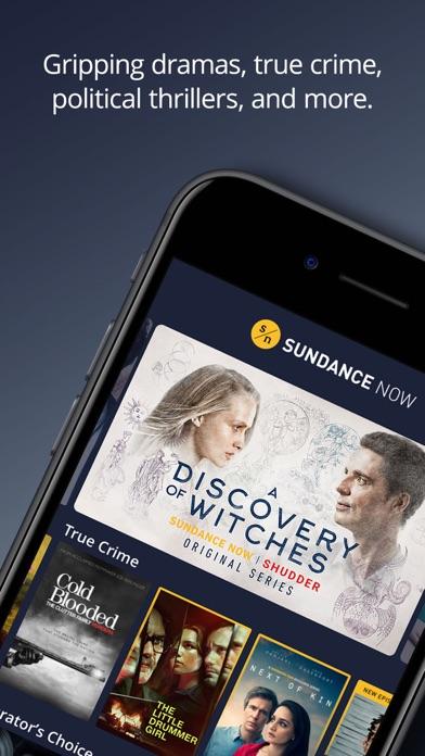 Sundance Now: Films & Series Screenshot