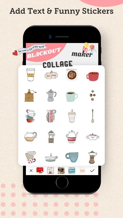 Collage Maker : Photo Editor screenshot-3
