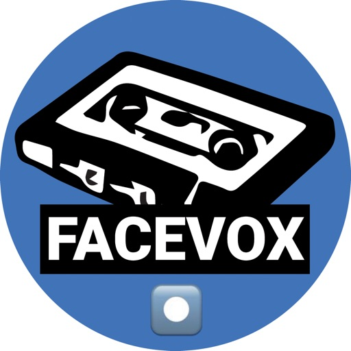 Facevox: Social Photo Recorder
